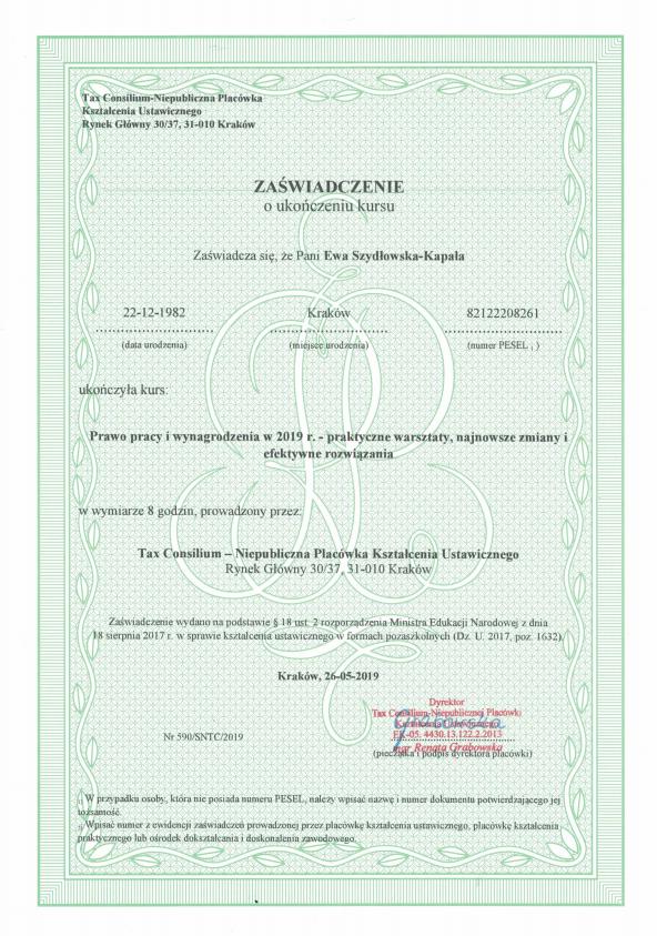 Certyfikat-nr-2-Ewa-Prawo-Pracy